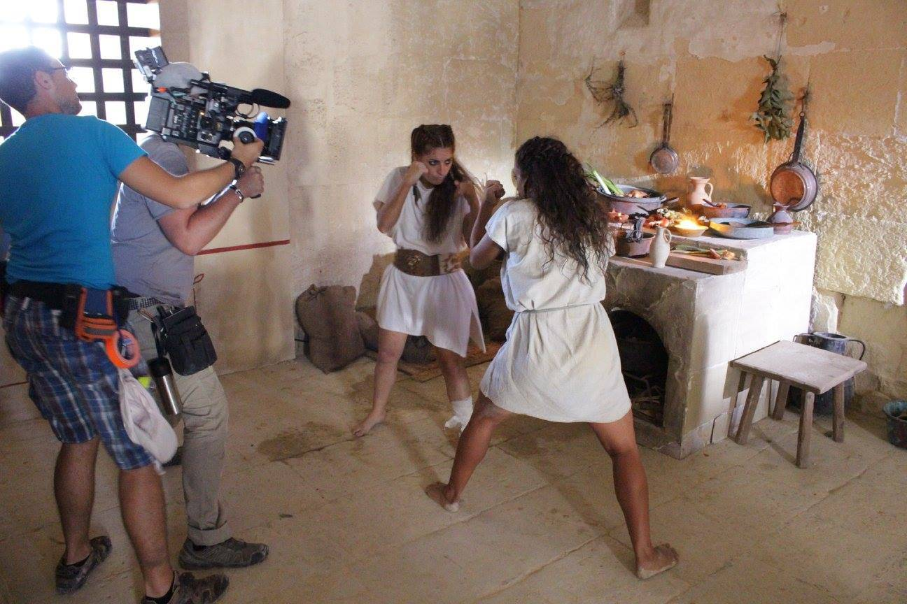 Gladiatrix Docu 2